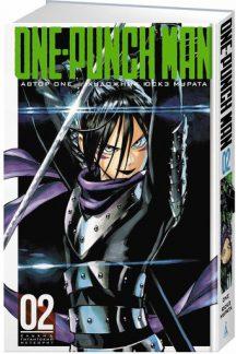 One-Punch Man. Кн.2