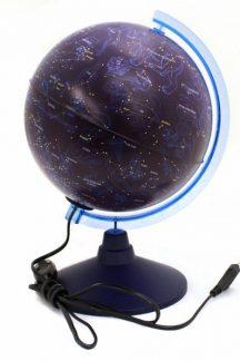 Глобус Звездного неба с подсветкой. Диаметр 210мм