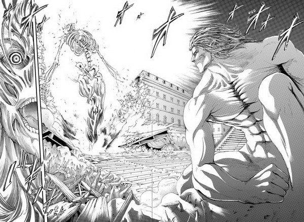 Атака на титанов. Книга 13
