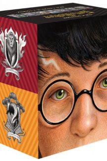 Гарри Поттер. Комплект из 7 книг (илл. Селзника) в футляре