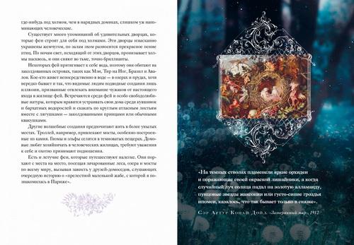 Книга Фей. Волшебный путеводитель по страницам фолиантов, глубинам тайных знаний и вершинам изящных искусств